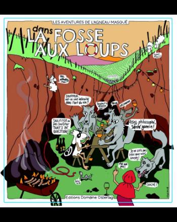 Les aventures de l'agneau masqué Episode 2 : « Dans la Fosse aux Loups » 2017 - Ostertag