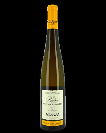 Riesling Grand Cru Wineck-Schlossberg 2016 - Jean-Baptiste Adam