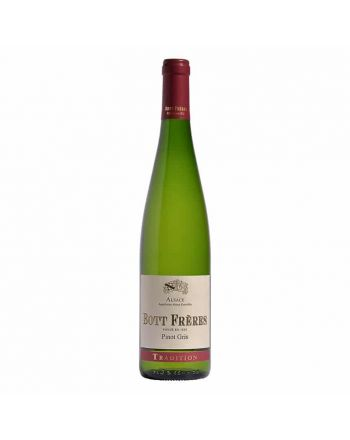 Pinot Gris Tradition 2018 - Bott Frères