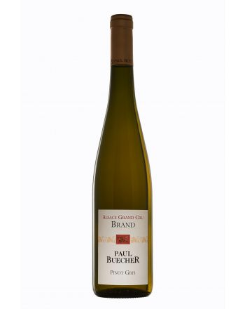 Pinot Gris Grand Cru Brand 2015 - Paul Buecher