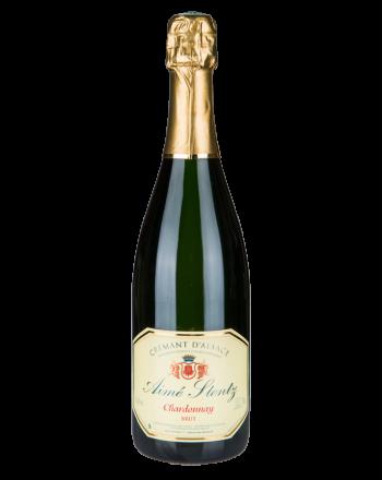 Crémant d'Alsace Brut Chardonnay 2018 - Aimé Stentz