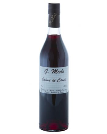 Crème Cassis - G.Miclo