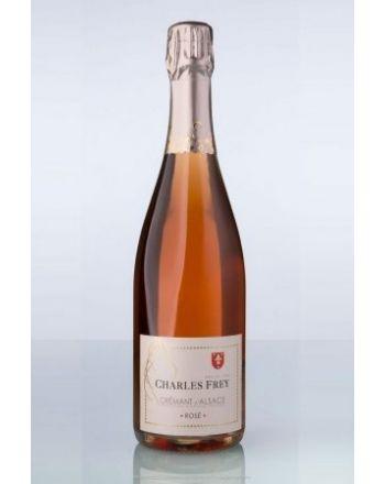 Crémant d'Alsace Rosé - Charles Frey