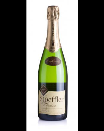Crémant Blanc de Blanc Brut Chardonnay - Vincent Stoeffler