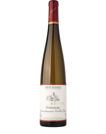 Gewurztraminer Dorfburg Vieilles Vignes 2017 - Meyer-Fonné