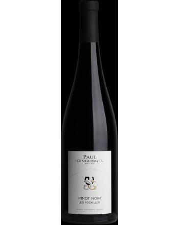 Pinot Noir Les Rocailles 2018 - Paul Ginglinger