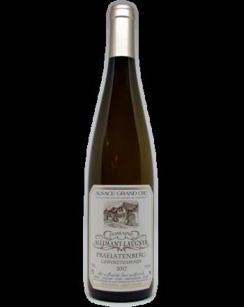 Pinot Gris Vendanges Tardives 2015 - Allimant-Laugner