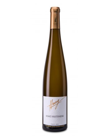 Pinot Gris Breitenberg 2017 - Jean-Marie Haag