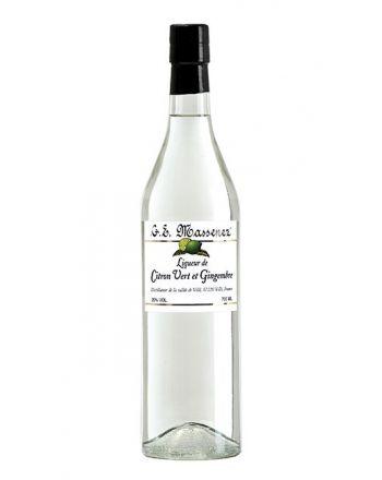 Liqueur de Citron Vert et Gingembre - Massenez