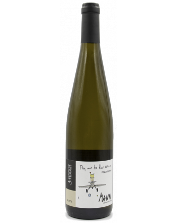 Pinot Blanc  Fly me to the Moon 2018 - Mann