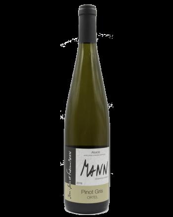 Pinot Gris Ortel 2016 - Mann