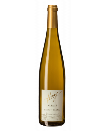 Pinot Blanc 2017 - Jean-Marie Haag