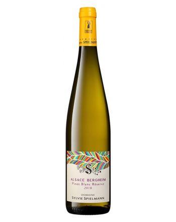Pinot Blanc Réserve Bergheim 2018  - Sylvie Spielmann