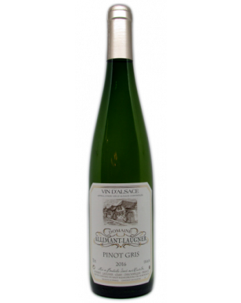 Pinot Gris 2017 - Allimant-Laugner