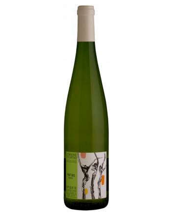 Pinot Gris Les Jardins 2018 - Ostertag