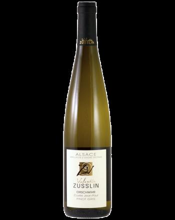 Pinot Gris Orschwhir Cuvée Jean-Paul 2018 - Valentin Zusslin