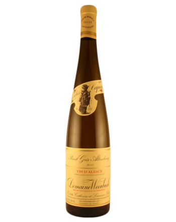 Riesling Grand Cru SCHLOSSBERG Cuvée Sainte Catherine 2019 - Weinbach