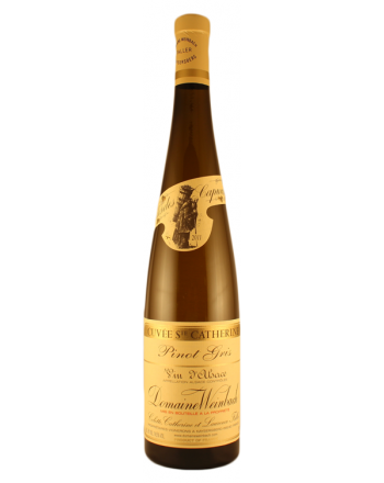 Pinot Gris Cuvée Ste Catherine 2018 - Weinbach