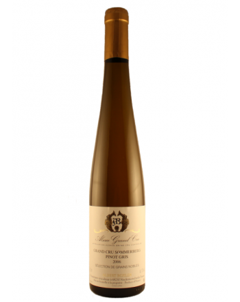 Pinot Gris Grand Cru Brand Sélection de Grains Nobles 2011 - Albert Boxler