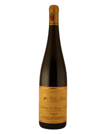Pinot Gris Clos Jebsal Sélection de Grains Nobles 2011 - Zind Humbrecht