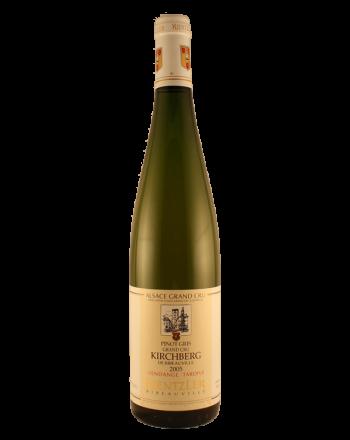Pinot Gris Grand Cru Kirchberg de Ribeauvillé 2016 - Kientzler