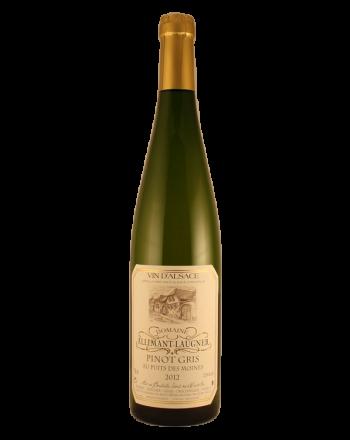 Pinot Gris au Puits des Moines 2018 - Allimant-Laugner