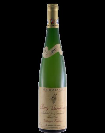 Pinot Gris Rotleibel de Rorschwihr Vendanges Tardives 2009 - Rolly-Gassmann