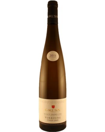 Pinot Gris Grand Cru Vorbourg 2018 - Gruss