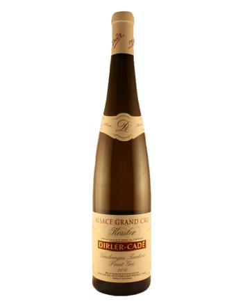 Pinot Gris Grand Cru Kessler Vendanges Tardives 2009 - Dirler-Cadé