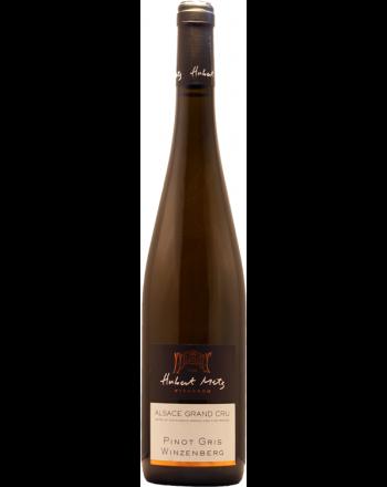 Pinot Gris Grand Cru Winzenberg 2016 - Hubert Metz