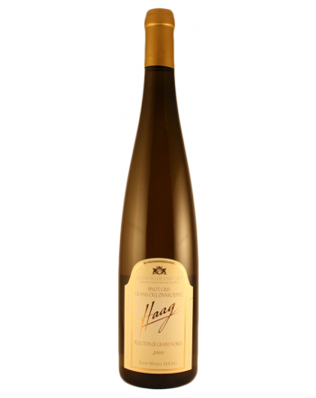 Pinot Gris Grand Cru Zinnkoepflé Sélection de Grains Nobles 2009 - Jean-Marie Haag