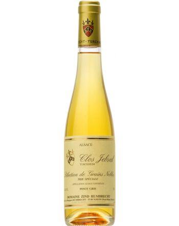 Pinot Gris Clos Jebsal Sélection de Grains Nobles Trie Spéciale 2009 - Zind Humbrecht