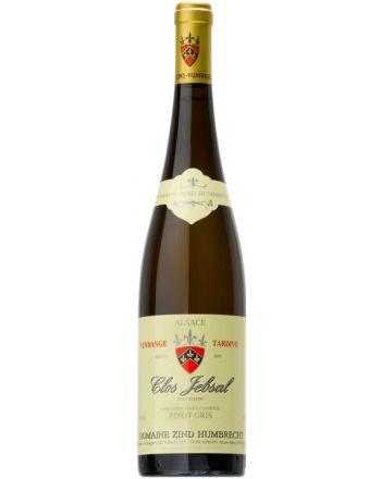 Pinot Gris Clos Jebsal Vendanges Tardives 2012- Zind Humbrecht