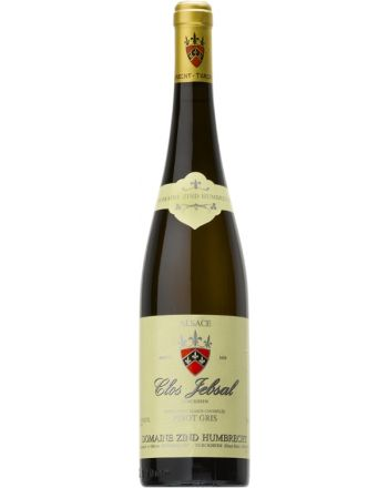 Pinot Gris Clos Jebsal 2013- Zind Humbrecht