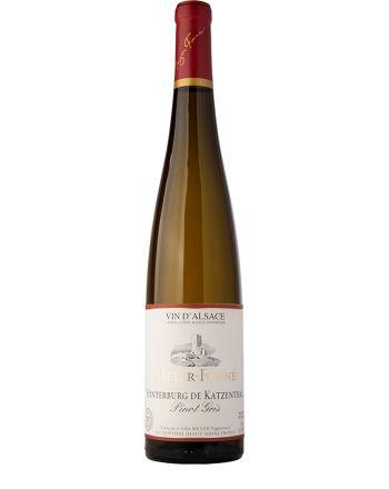 Pinot Gris Hinterburg de Katzenthal 2017 - Meyer-Fonné
