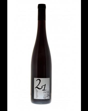 Pinot Noir Cuvée Z 21 - 2015 - Zeyssolff