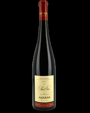 "Pinot Noir ""Fût de chêne"" 2017 - Jean-Baptiste Adam"