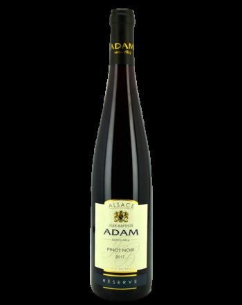Pinot Noir Réserve 2018 - Jean-Baptiste Adam