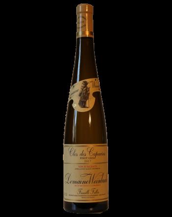 Pinot Gris Clos des Capucins 2018 - Weinbach