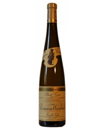 Pinot Gris Cuvée Laurence 2018 - Weinbach