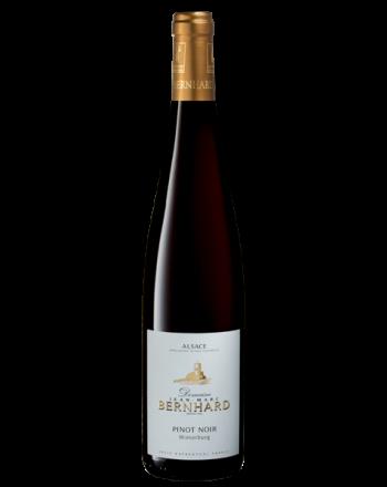 Pinot Noir Hinterburg 2018 - Jean-Marc Bernhard