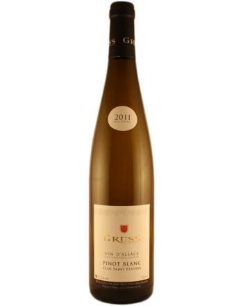 Pinot Blanc Clos St-Etienne 2019 - Gruss