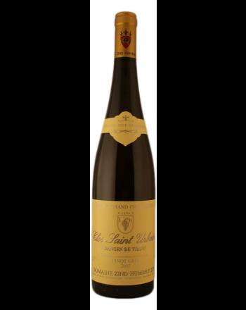 Pinot Gris Grand Cru Rangen de Thann Clos St-Urbain 2018 - Zind Humbrecht