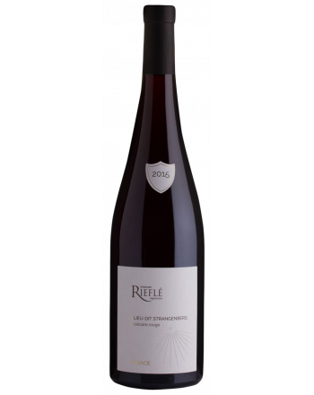Pinot Noir Lieu-dit Strangenberg 2017 - Rieflé