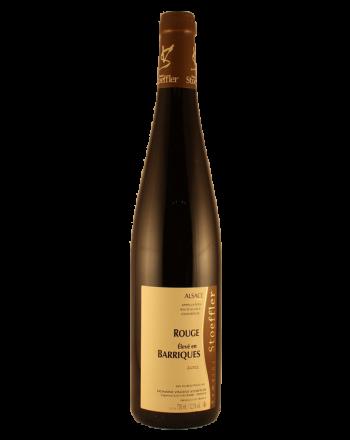 Pinot Noir Rouge de Barr Barriques 2017 - Vincent Stoeffler