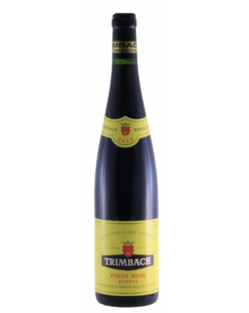 Pinot Noir Réserve 2017 - Trimbach