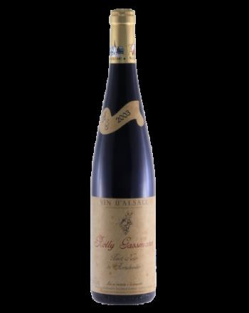 Pinot Noir de Rorschwihr 2016 - Rolly-Gassmann