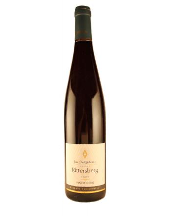 Pinot Noir Rittersberg Réserve Personnelle 2016 - Jean-Paul Schmitt