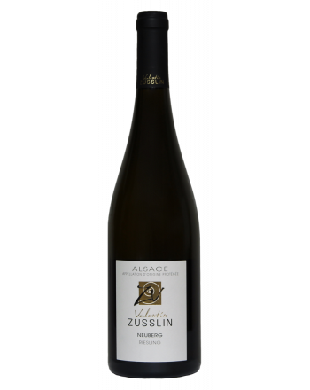 Riesling Neuberg 2015  - Valentin Zusslin