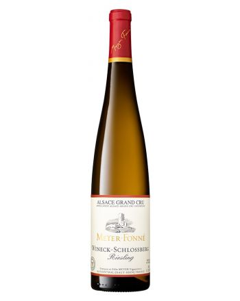 Riesling Grand Cru Wineck-Schlossberg 2018 - Meyer-Fonné